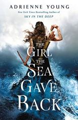 The Girl the sea gave back book cover