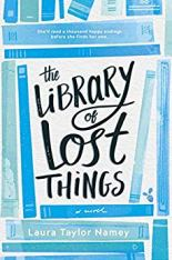 the library of lost things book cover