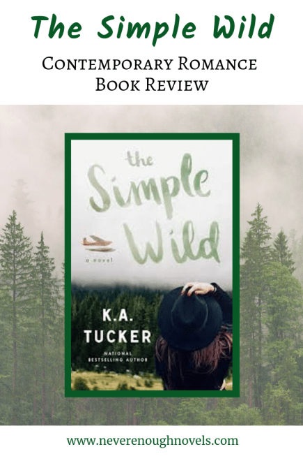 the simple wild book review