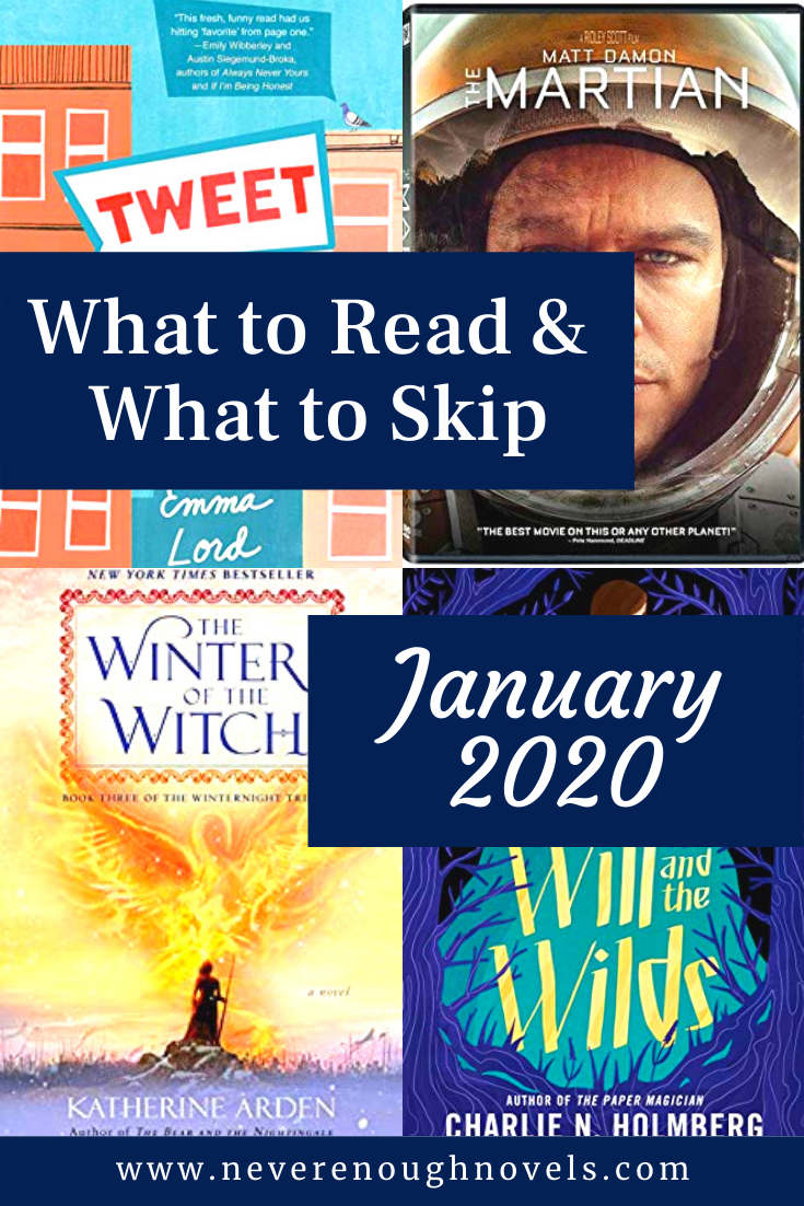 January book recommendations