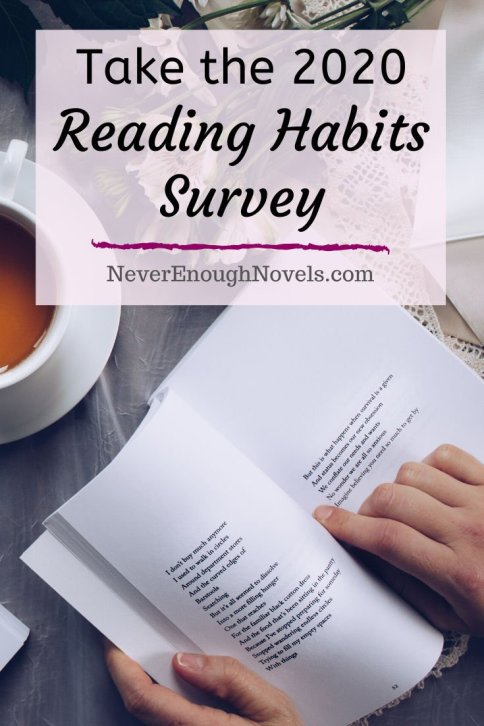 reading habits survey