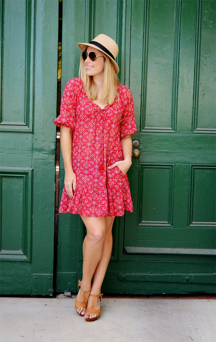 $6 Country Road dress from Vinnies Claremont