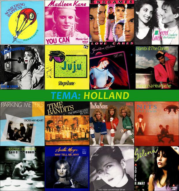 Avsnitt S03E01 tema Holland