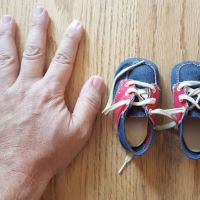 1960 baby shoes