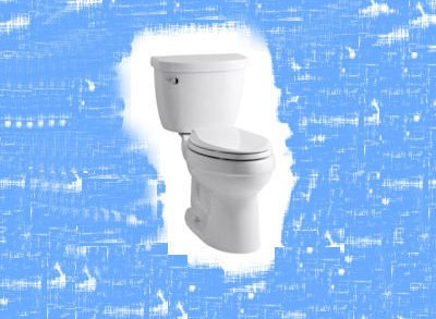 Cimmaron Toilet is like a royal throne