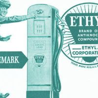 Ad for Ethyl gasoline additive
