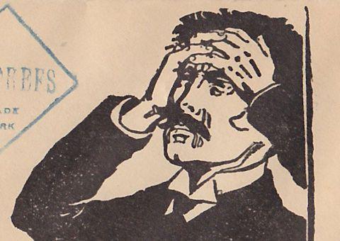 Old Headache Powder envelope