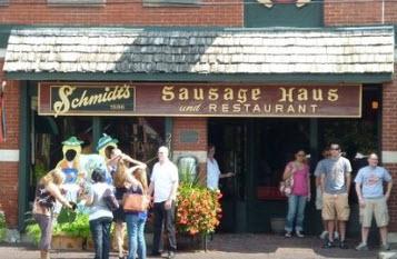 Schmidt's Sausage Haus and Restaurant Columbus