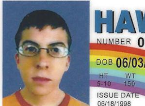 Mclovin ID card
