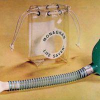 Antique CPR assist device