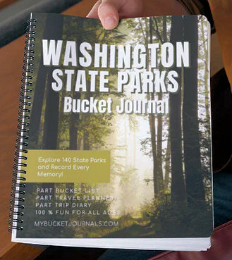 MyBucketJournals.com Washington State Bucket Journal
