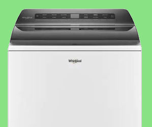 WTW5105HW whirlpool washing machine review