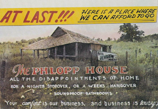 Jefferson's Phlopp house