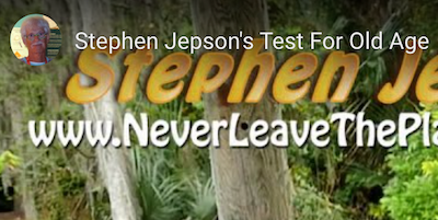 Stephen Jepson's Test For Old Age