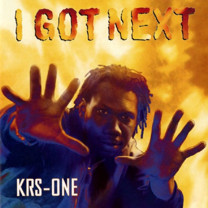 KRS One- Step into a world