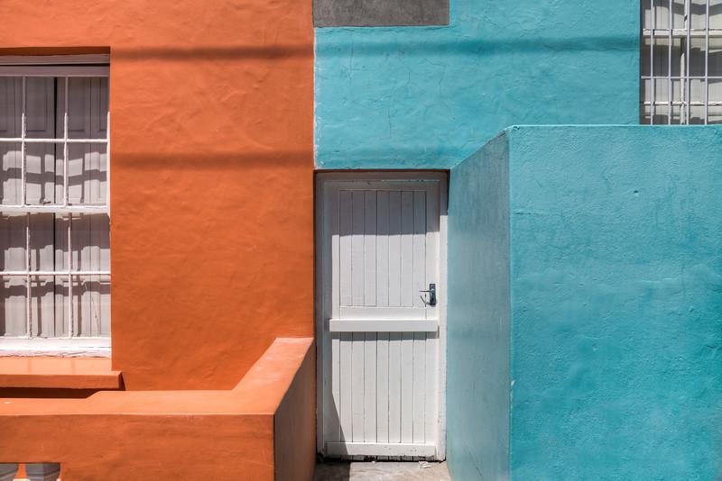 Bo Kaap color