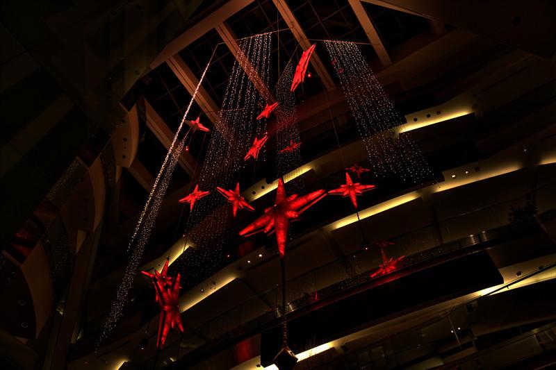 Block 37 red stars