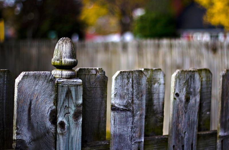 Drama fence