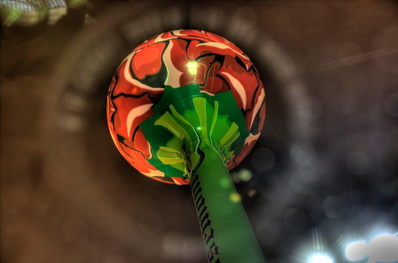 The giant lollipop