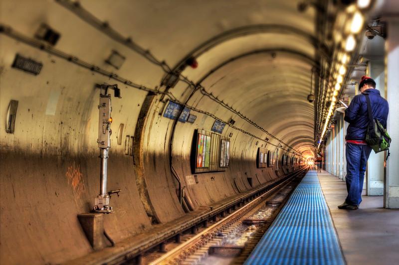 Washington L tube lit