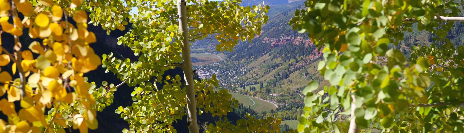 fall in telluride co