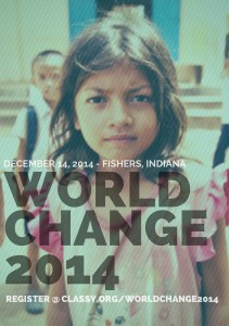 World Change Indy - December 14, 2014