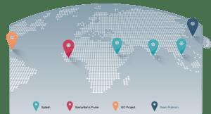 World Change Map