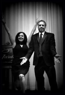 Gary & Elisa Bio Picture
