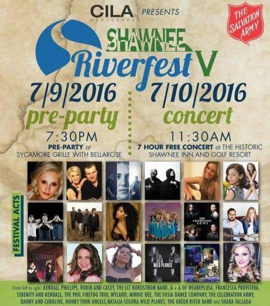 """""""Shawnee Riverfest V"""""""