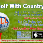 Golf With Country 107.7 To Raise Money For ORMC