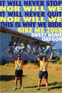 20080719 - Oregon bike MS