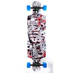 2013 Never Summer Hooligan Longboard