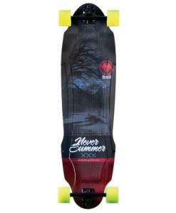 2015 Never Summer Reaper Longboard