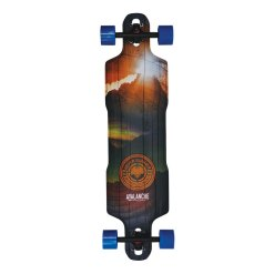 2016 Never Summer Avalanche Longboard