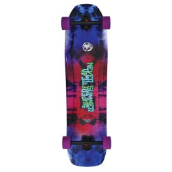 2016 Never Summer Superfreak Longboard