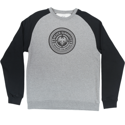 NS Bullet Eagle Pullover Crew