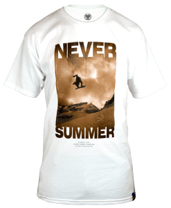 NS Retro One Footer SS Tee