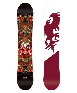 17/18 Never Summer Aura Snowboard