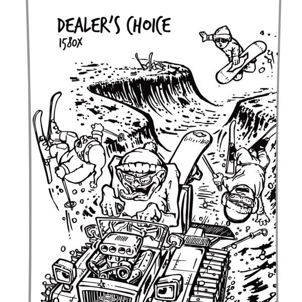 17/18 SIMS Dealers Choice