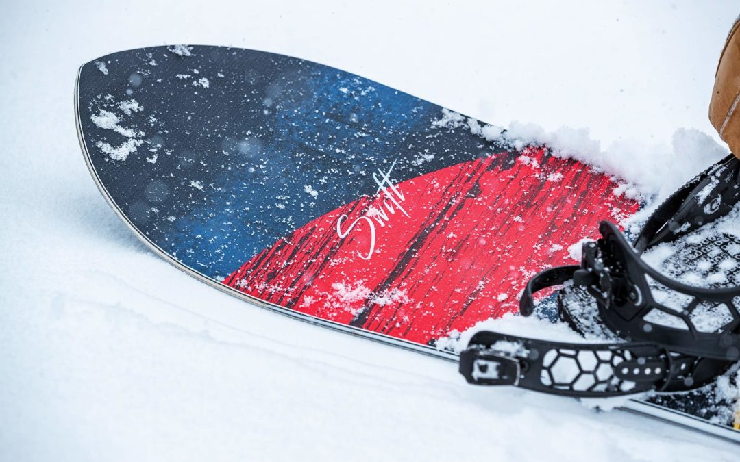 Never Summer Swift Review by TransWorld SNOWboarding