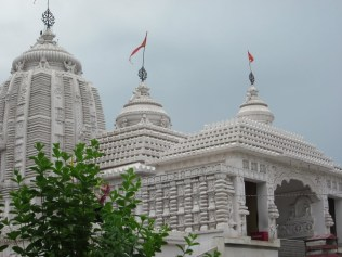 Jagannath Temple Ranchi Front View