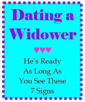 Good Signs When Dating a Widower