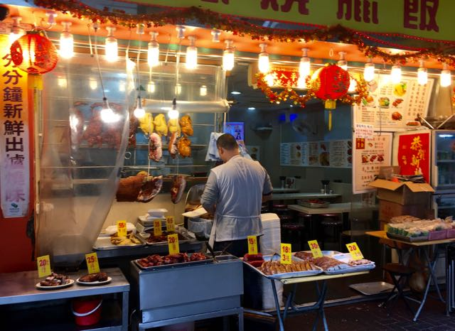 Kowloon Day 1 | Typical Meat Market | Never to old to travel | Gary House