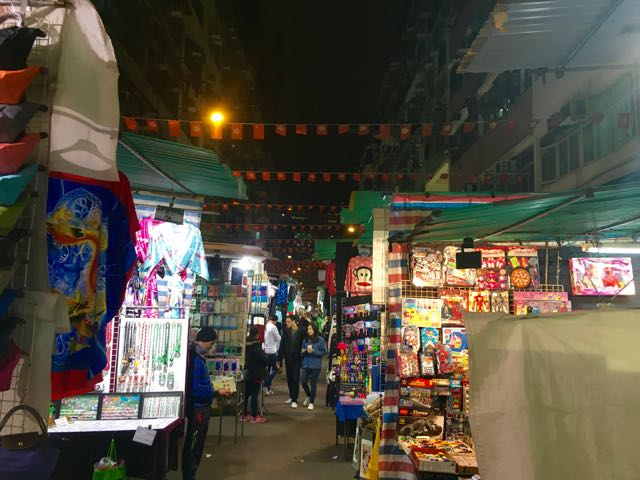 Kowloon Day 1 | Stanley Street Night Market | Never to old to travel | Gary House