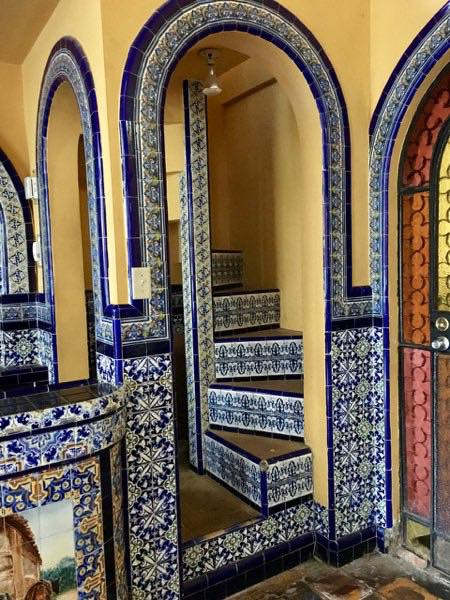 rosarito-beach-hotel-tile-4 | Never to Old to Travel | Gary House