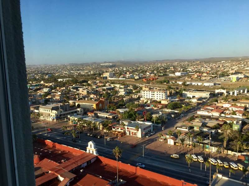 View of Rosarito | Never to Old to Travel | Gary House