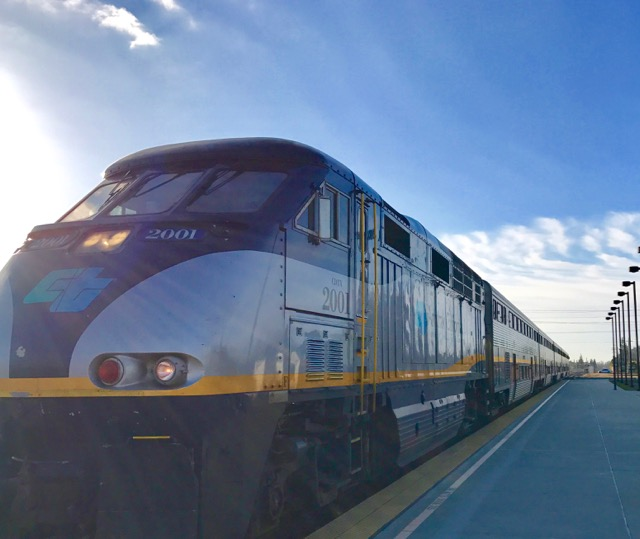 First Impressions Traveling Aboard Amtrak