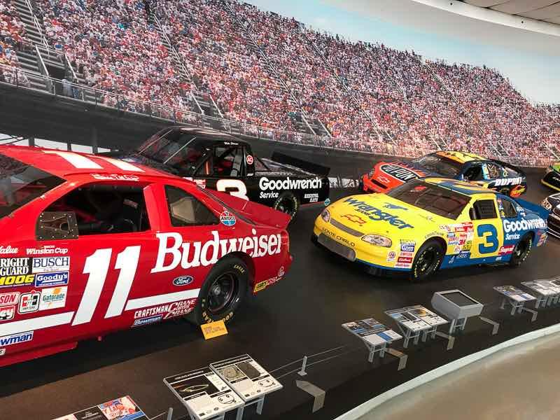 NASCAR Hall of Fame | Nevertooldtotravel.com | Gary House