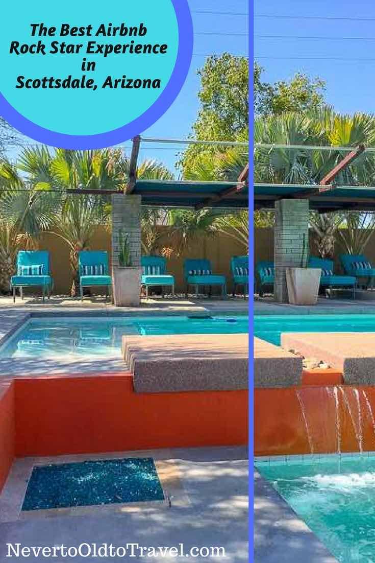 Pinterest - The Best Airbnb Rock Star Experience in Scottsdale, Arizona   Nevertooldtotravel.com   Gary House