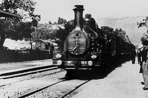 Arrival of a Train at La Ciotat Station